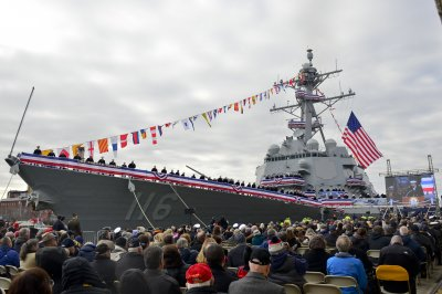 BAE awarded $23.2M contract for post shakedown of USS Thomas Hudner