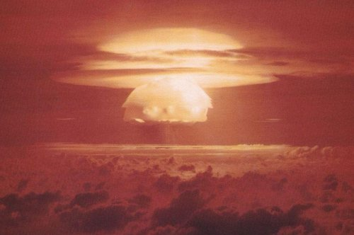 Japan court rejects radiation lawsuit over 1954 U.S. nuke tests