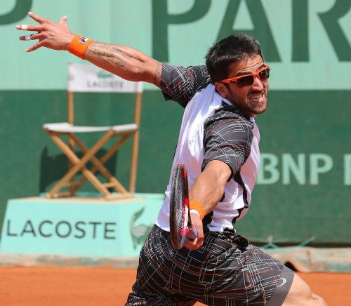 Tipsarevic, Tommy Haas in Vienna quarters