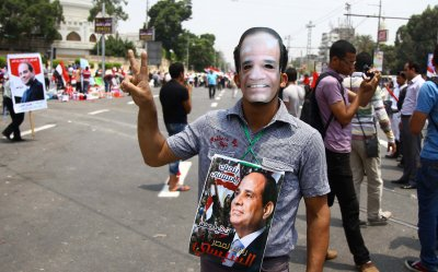 Al-Sisi sworn in as Egypt's president