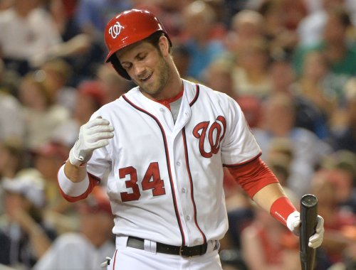Bryce Harper finishes off Mets in bottom of 13th