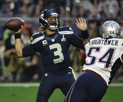 Seattle Seahawks Russell Wilson signs four-year, $87.6M extension