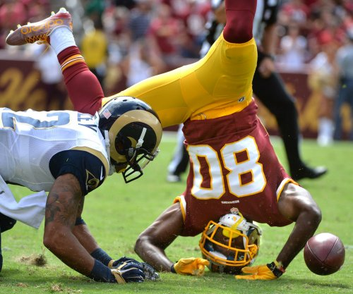 Washington Redskins: Jamison Crowder moves up as slot receiver