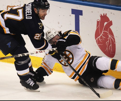Boston Bruins F David Pastrnak (elbow) to miss at least two games