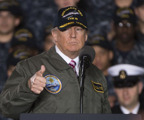 Trump's planned military buildup is based on faulty claims