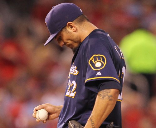Milwaukee Brewers pitcher Matt Garza (groin) lands on disabled list
