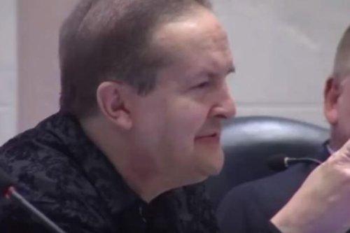 Florida man running for mayor tells black activists 'Go back to Africa'