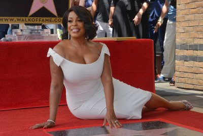 Niecy Nash receives a star on the Hollywood Walk of Fame