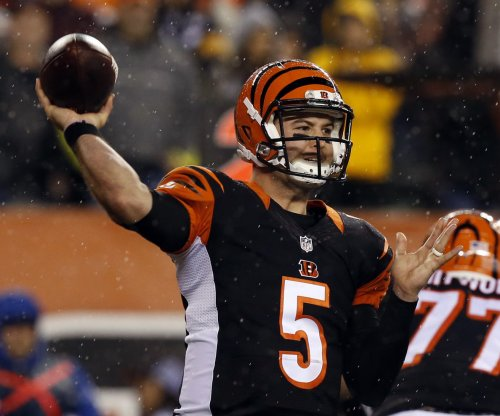 Buffalo Bills' AJ McCarron has wheels in motion for next career