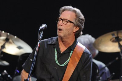 Famous birthdays for March 30: Eric Clapton, Robbie Coltrane