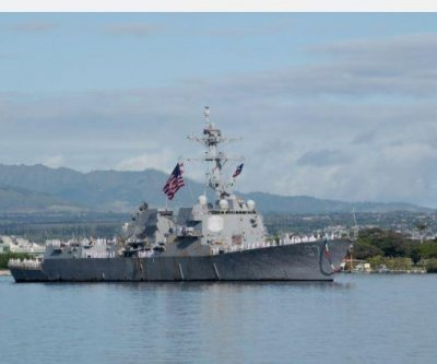 USS Halsey returns home after seven months at sea
