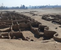 Dig uncovers 'Lost Golden City'; largest ancient city ever found in Egypt