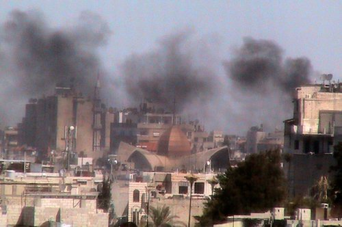 Commentary: Another war in 2012?
