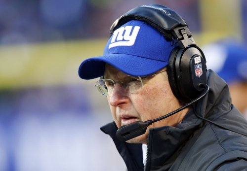 New York Giants add one year to Tom Coughlin's contract