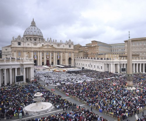 Homeless woman goes into labor in St. Peter's Square; Vatican offers place to stay