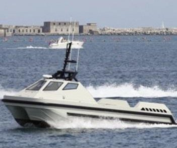 German Navy testing unmanned counter-mine vessel