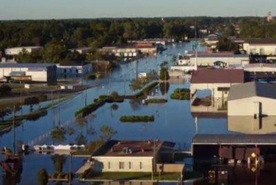 Hurricane Matthew damage estimated at $1.5B in North Carolina