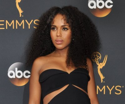 Kerry Washington returns to red carpet after son's birth