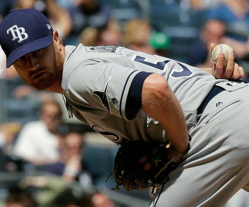 MLB: Alex Cobb hopes to pitch Tampa Bay Rays by Los Angeles Angels