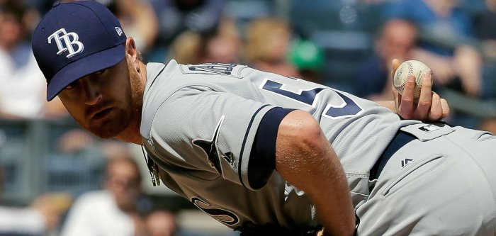 MLB: Alex Cobb hopes to pitch Tampa Bay Rays by Los Angeles Angels ...