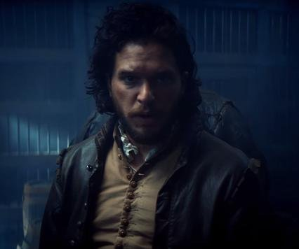 Kit Harington stars in first teaser for BBC historical drama, 'Gunpowder'