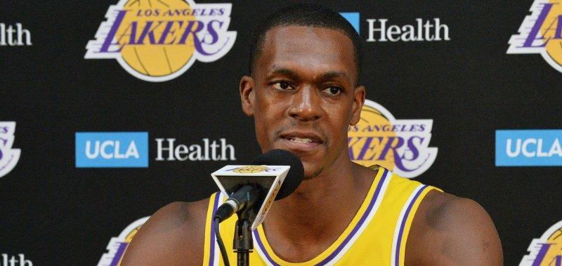 22e77097518 Lakers  Rajon Rondo rips into media