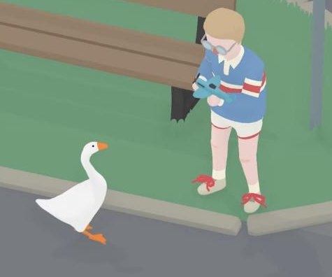 'Untitled Goose Game' reaches 1M copies sold