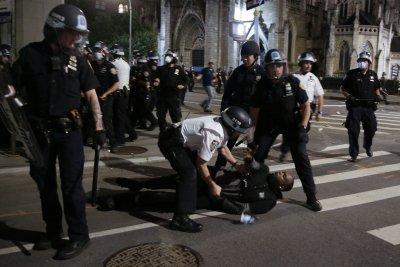 Minn. AG to lead prosecution of George Floyd's death; protests turn violent
