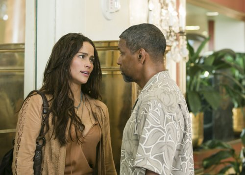 Paula Patton talks about topless scene in '2 Guns'