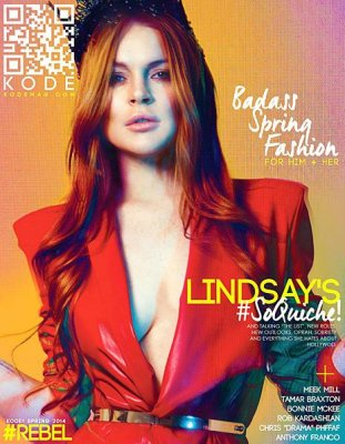 Lindsay Lohan says she's dating a 'married man with kids' in new interview