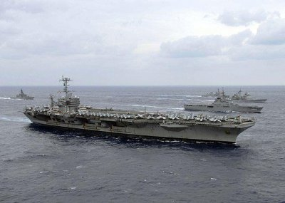Planning begins on defueling of aircraft carrier