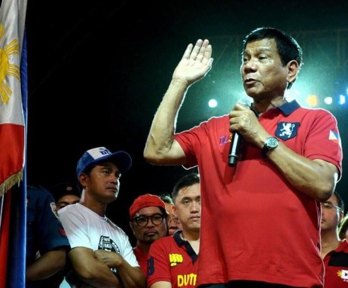 Rodrigo Duterte wins Filipino presidential election