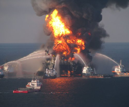 BP puts upbeat spin on Deepwater Horizon charges