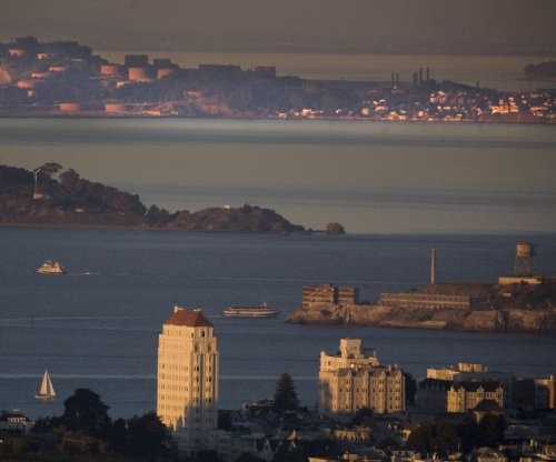 High levels of algae toxins in San Francisco Bay shellfish