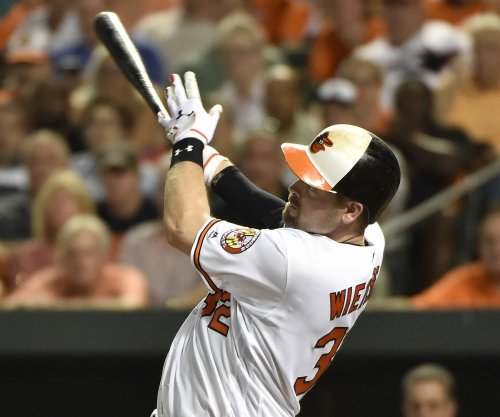 Matt Wieters joins Washington Nationals on two-year, $21 million deal