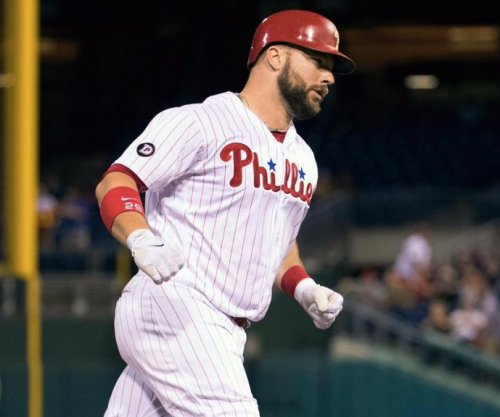 Cameron Rupp's two-run double lifts Philadelphia Phillies over Colorado Rockies