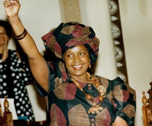Winnie Mandela, ex-wife of Nelson Mandela, dies at 81