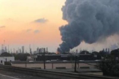 22 injured in explosion at Texas chemical plant