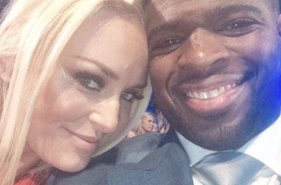 Lindsey Vonn, P.K. Subban confirm relationship with CMT Awards date