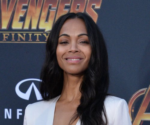 Famous birthdays for June 19: Zoe Saldana, Salman Rushdie