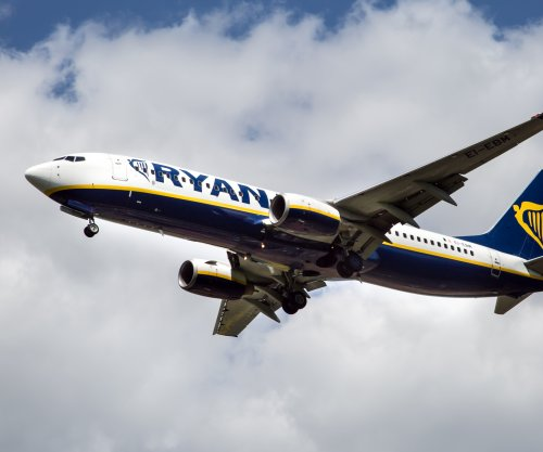 Passengers' eardrums burst as Ryanair flight loses pressure