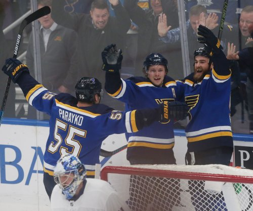 St. Louis Blues beat San Jose Sharks, reach Stanley Cup Final