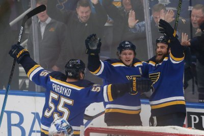 St. Louis Blues beat San Jose Sharks, reach Stanley Cup Final