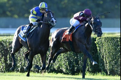 Top turf racing at Belmont Park headlines weekend U.S. racing schedule