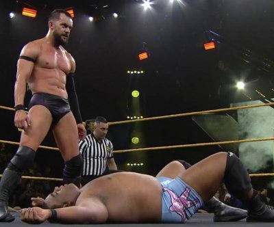 WWE NXT: Finn Balor becomes No. 1 contender