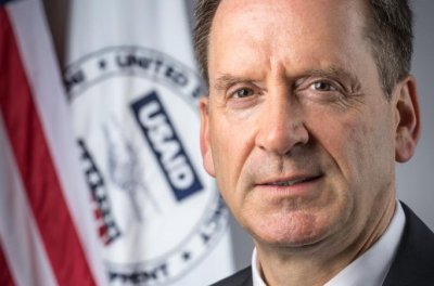 USAID head Mark Green announces resignation