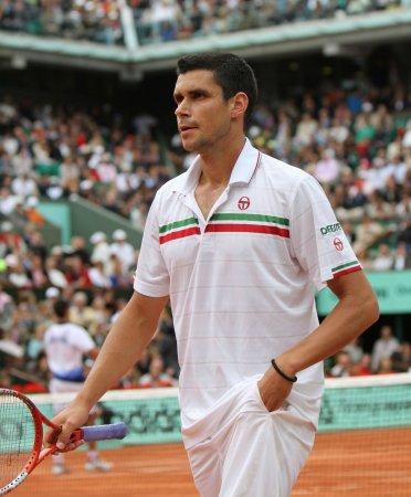 Hanescu falls in Brazil Open upset