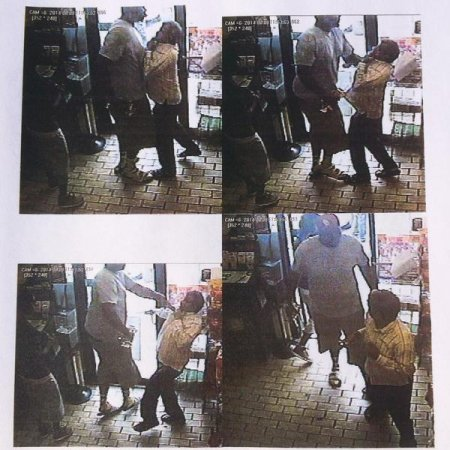 Mike Brown called robbery suspect in police report