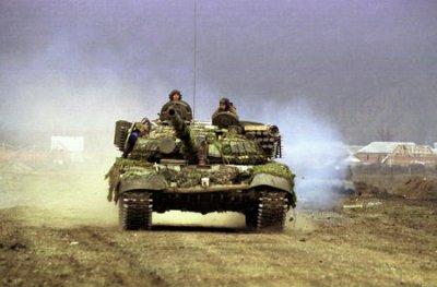 Military graveyard suggests Russia's Ukraine involvement