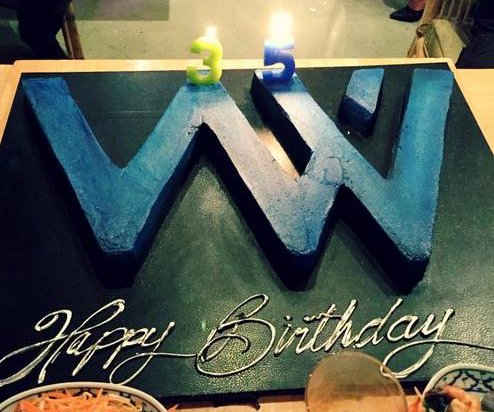 Mila Kunis, Ashton Kutcher join Wilmer Valderrama for 35th birthday party